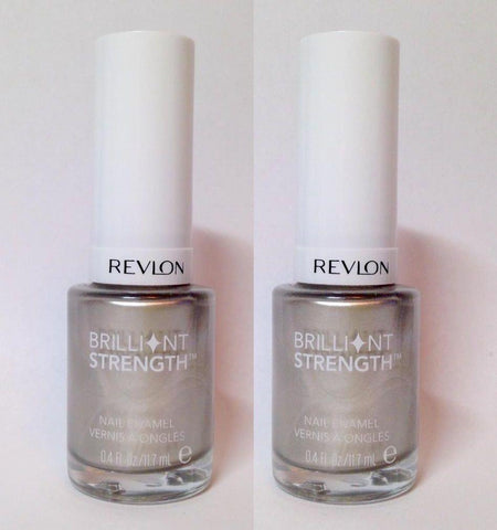 2 Pack - Revlon Brilliant Strength Nail Enamel, 140 Magnetize, Nail Polish, Revlon, makeupdealsdirect-com, [variant_title], [option1]