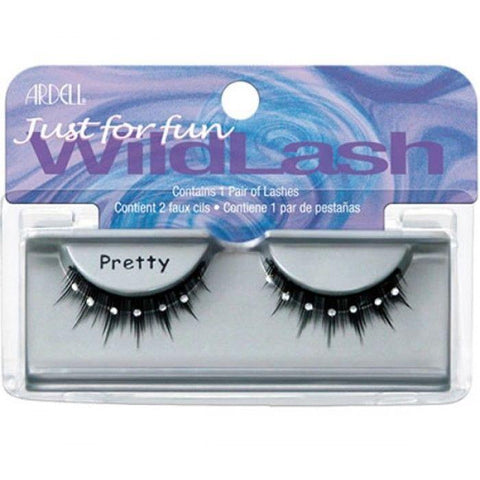 Ardell Just For Fun Wildlash, Choose Your Style, False Eyelashes & Adhesives, Ardell, makeupdealsdirect-com, pretty, pretty