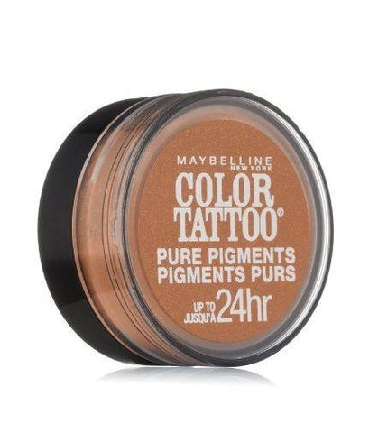 Maybelline Color Tattoo Pure Pigments Eye Shadow 60 Buff And Tuff, Eye Shadow, Maybelline, makeupdealsdirect-com, [variant_title], [option1]