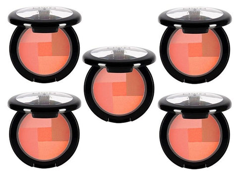 Lot Of 5 - Nyx Cosmetics Mosaic Blush Powder, Love, 0.20-oz, Blush, NYX, makeupdealsdirect-com, [variant_title], [option1]