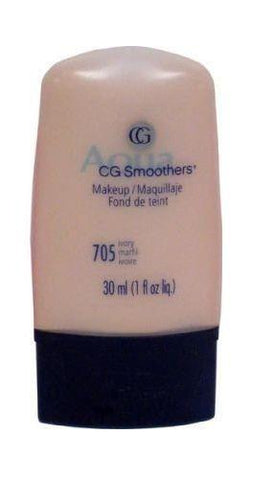 Covergirl Smoothers Liquid Make Up, Ivory 705, 1 Ounce Package, Foundation, COVERGIRL, makeupdealsdirect-com, [variant_title], [option1]