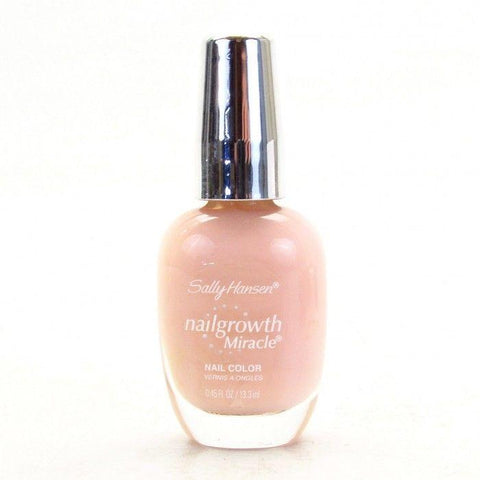 Sally Hansen  #150 Bold Buff Nailgrowth Miracle Nail Color, Nail Polish, Sally Hansen, makeupdealsdirect-com, [variant_title], [option1]