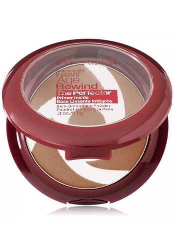 Maybelline New York Instant Age Rewind The Perfector 60 Deep Fonce Powder Primer, Face Powder, Maybelline  - MakeUpDealsDirect.com
