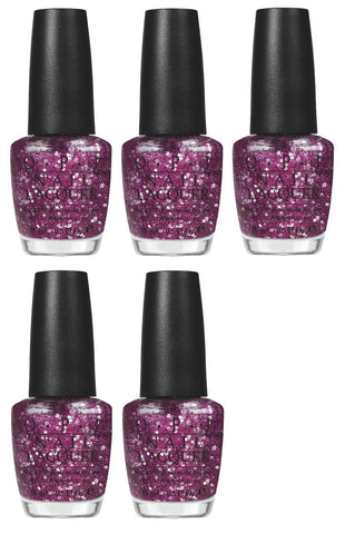 Lot Of 5 Opi Nail Lacquer Divine Swine, Other Nail Care, OPI  - MakeUpDealsDirect.com