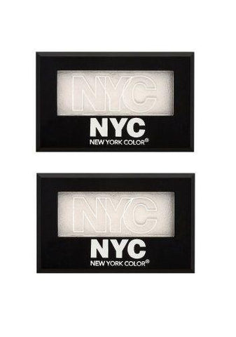 LOT OF 2 - N.Y.C. / NYC City Mono Eyeshadow #917 I Love NY, Eye Shadow, NYC, makeupdealsdirect-com, [variant_title], [option1]