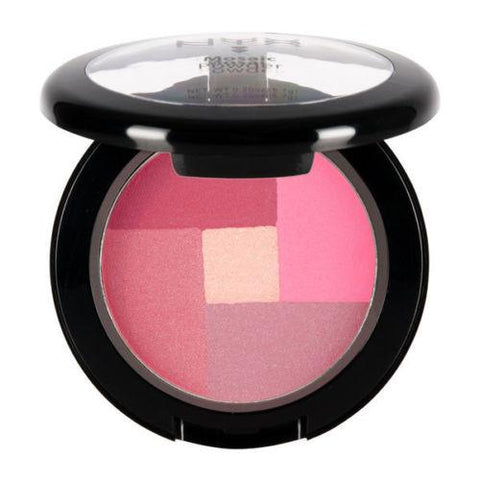 NYX Mosaic Powder Blush CHOOSE YOUR COLOR, Blush, Nyx, makeupdealsdirect-com, MPB09 Paradise, MPB09 Paradise