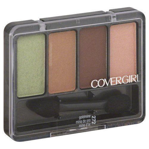 Covergirl Eye Enhancers Eye Shadow, Quad, Trio, Single CHOOSE UR COLOR B2G1 FREE, Eye Shadow, Covergirl, makeupdealsdirect-com, 272 Goldmine, 272 Goldmine