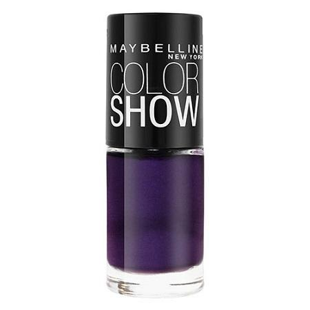 Maybelline Colorshow Nail Polish, 280 Plum Paradise Choose Your Pack, Nail Polish, Maybelline, makeupdealsdirect-com, Pack of 1, Pack of 1