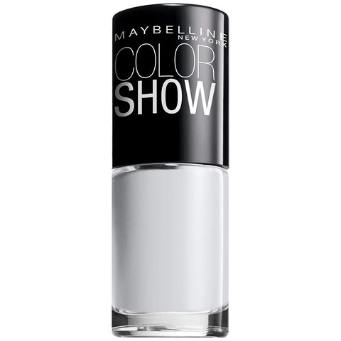 Maybelline New York Color Show Nail Lacquer Audacious Asphalt 0.23 Fluid Ounce, Nail Polish, Maybelline, makeupdealsdirect-com, [variant_title], [option1]