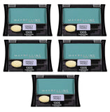 Maybelline Expert Wear Eyeshadow, 130S Turquoise Glass CHOOSE YOUR PACK, Eye Shadow, Maybelline, makeupdealsdirect-com, Pack of 5, Pack of 5