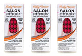 Sally Hansen Salon Effects Real Nail Polish Strips 410 Sweet Tartan Choose Pack, Nail Polish, Sally Hansen, makeupdealsdirect-com, Pack of 3, Pack of 3