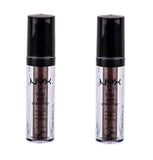 Nyx Rollon Shimmer for Eyes, Face and Body 13 Chestnut Choose Pack, Body Sprays & Mists, Nyx, makeupdealsdirect-com, Pack of 2, Pack of 2