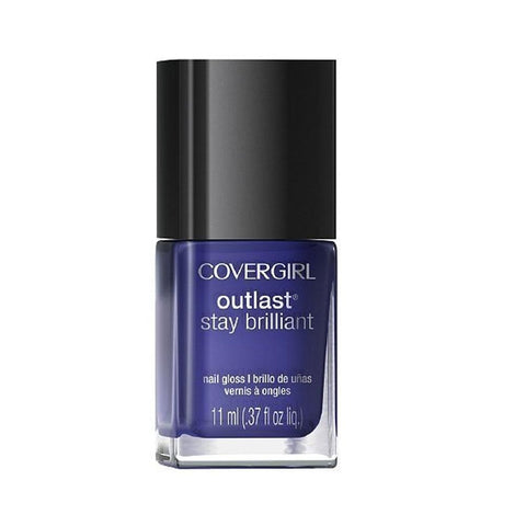Covergirl Outlast Stay Brilliant Nail Gloss, Eternal Oceans 305, Nail Polish, COVERGIRL  - MakeUpDealsDirect.com