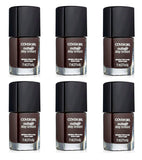 Covergirl Outlast Stay Brilliant Nail Polish, 275 Wine Stain Choose Your Pack, Nail Polish, Covergirl, makeupdealsdirect-com, Pack of 6, Pack of 6
