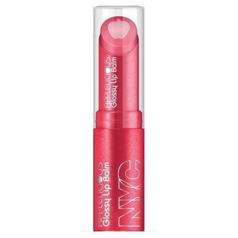 Nyc Applelicious Glossy Lip Balm, 353 Pink Lady Choose Your Pack, Lip Balm & Treatments, Nyc, makeupdealsdirect-com, Pack of 1, Pack of 1