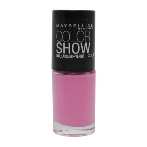 Maybelline Colorshow Nail Polish, 260 Chiffon Chic Choose Your Pack, Nail Polish, Maybelline, makeupdealsdirect-com, Pack of 1, Pack of 1
