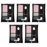 Maybelline Expert Wear Eye Shadow, 15T Green Gardens CHOOSE YOUR PACK, Eye Shadow, Maybelline, makeupdealsdirect-com, Pack of 5, Pack of 5