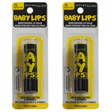 Maybelline Baby Lips Moisturizing Lip Balm, 75 Fierce N Tangy Choose Your Pack, Lip Balm & Treatments, Maybelline, makeupdealsdirect-com, Pack of 2, Pack of 2