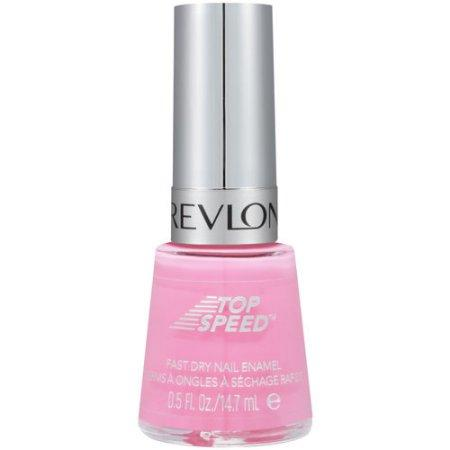Revlon Top Speed Fast Dry Nail Polish CHOOSE YOUR COLOR, Nail Polish, Revlon, makeupdealsdirect-com, 130 Candy, 130 Candy