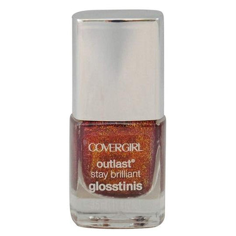 Covergirl Outlast Stay Brilliant Nail Polish Minis 630 Seared Bronze CHOOSE PACK, Nail Polish, Covergirl, makeupdealsdirect-com, Pack of 1, Pack of 1