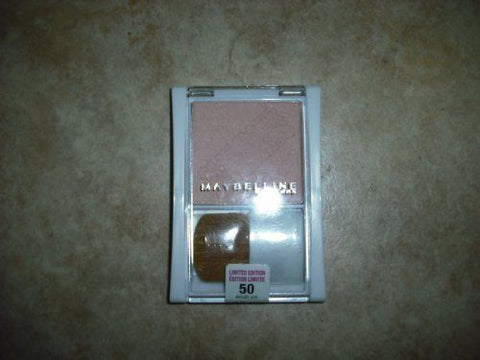 Maybelline Expert Wear Shimmer Powder. 40 Pearls of Pink. Limited Edition, Blush, Maybelline  - MakeUpDealsDirect.com