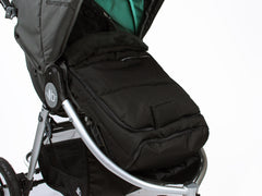 Bumbleride Cold Weather Footmuff On Indie All Terrain Stroller Canada