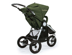 Bumbleride Indie All Terrain Stroller Camp Green Rear View Canada