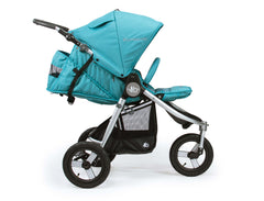Bumbleride Indie All Terrain Stroller Tourmaline Wave Profile View Canada