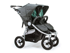 2018 Bumbleride Indie Twin Double Stroller - Dawn Grey Mint Canada