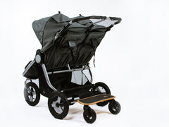 Bumbleride Mini Board on Indie Twin Double Stroller Additional View Canada