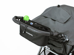 Bumbleride Parent Pack Handlebar Console On Stroller Handle Canada