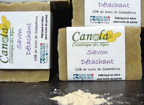 Savon Détachant Vegan - Canola