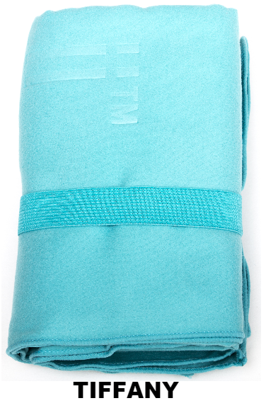 Tiffany Talii Bath Shower Compact Dry Super Absorbent Anti Bacterial Odorless Sheet MicroFibre Towel