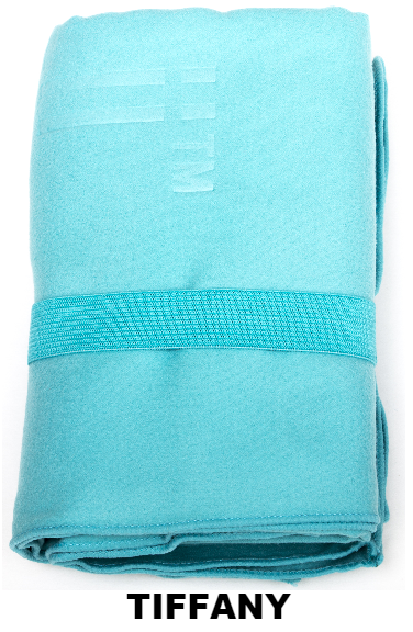 Tiffany Talii Bath Shower Compact Dry Super Absorbent Anti Bacterial Towel