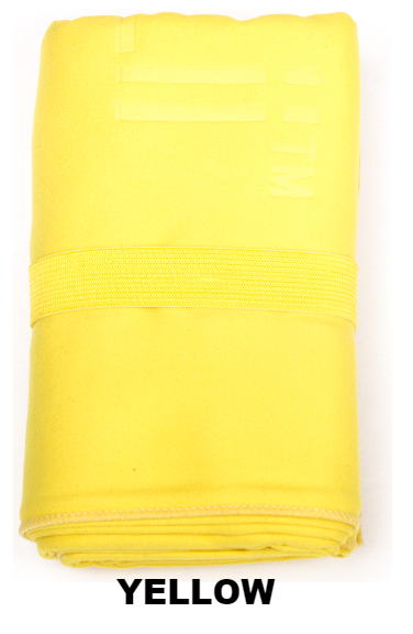 Yellow Talii Bath Shower Compact Dry Super Absorbent Anti Bacterial Towel