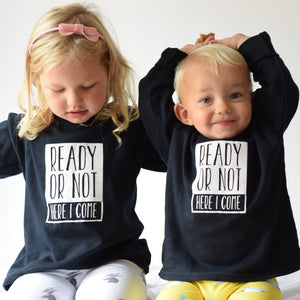 Baby Dee and Me Baby Jumpers and Hoodies