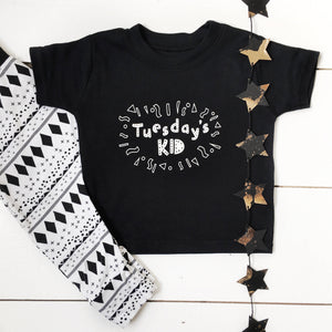Tuesday's Child is Full of Grace - Monday's Kid Collection