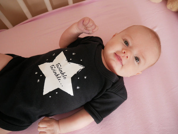 Twinkle Twinkle Baby Clothes