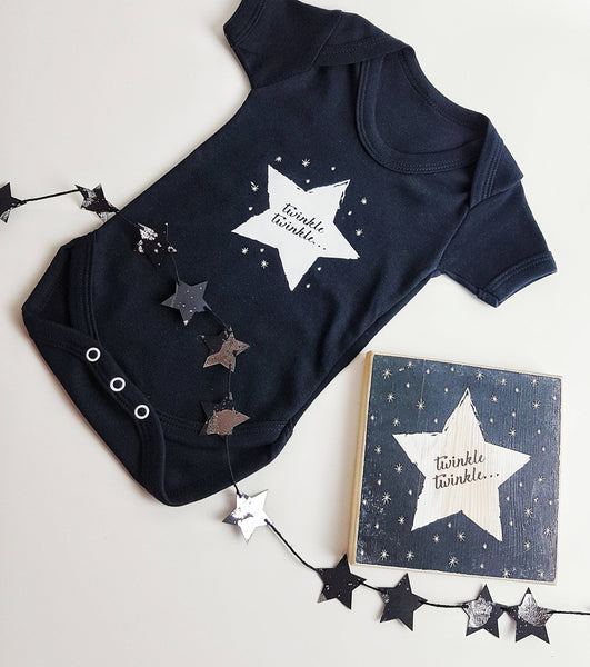 Twinkle Twinkle Unisex Baby Clothes