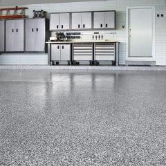 Epoxy Garage Flooring for up to 900 Square Feet from Utah Garage Epoxy