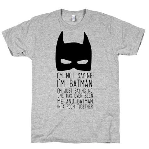 Men's Batman T-Shirt