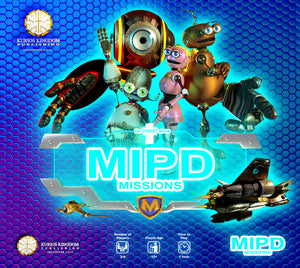 MIPD Missions: The Board Game