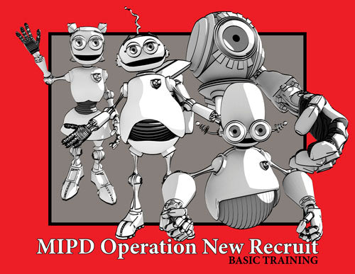 MIPD Operations New Recruit: Basic Training