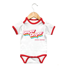 Load image into Gallery viewer, Super Pooper/Duper Baby Onesies