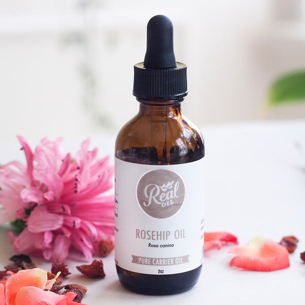 Rosehip Oil Carrier Oil