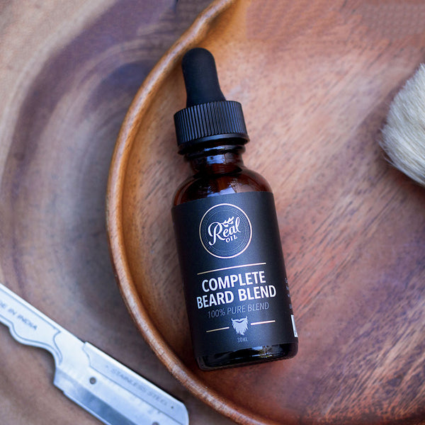 Complete Beard Essential Oil Blend