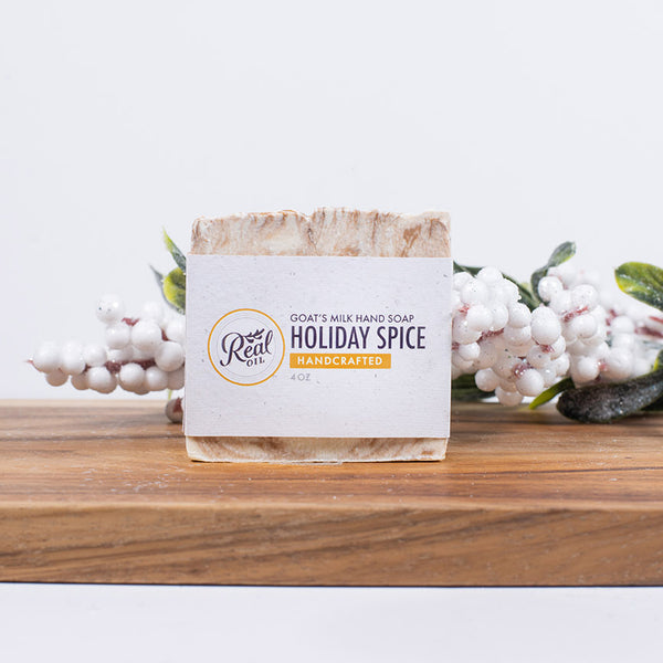 Holiday Spice Goat Milk Hand Soap