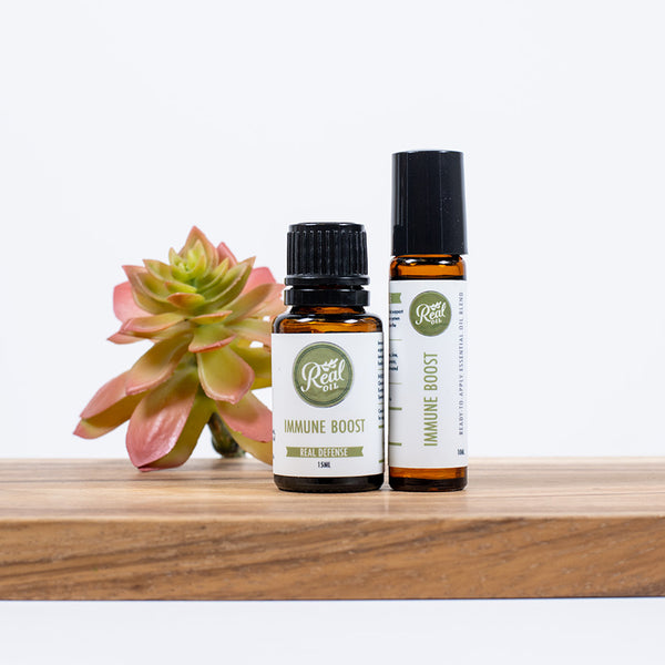 Immune Boost Essential Oil Blend