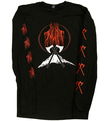 NORTHWEST TERROR FEST AXES LONG SLEEVE SHIRT