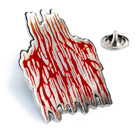 NWTF RED LOGO ENAMEL PIN
